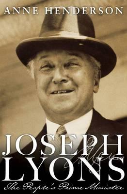 Joseph Lyons by Anne Henderson