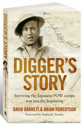 Digger's Story by David Barrett