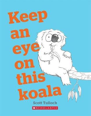 Keep an Eye on this Koala book