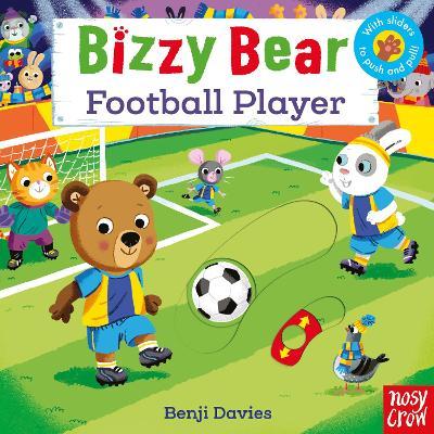 Bizzy Bear: Football Player book