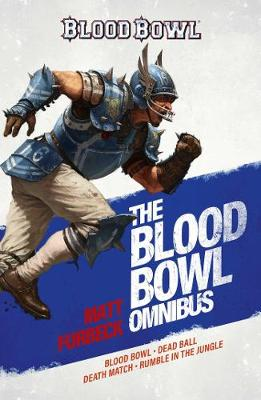 The Blood Bowl Omnibus book