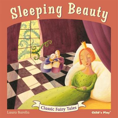 Sleeping Beauty by Laura Barella