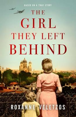 The Girl They Left Behind book