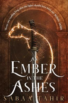 Ember in the Ashes book