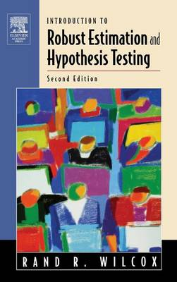 Introduction to Robust Estimation and Hypothesis Testing book