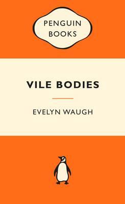 Vile Bodies book