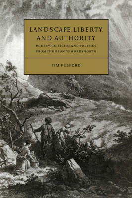 Landscape, Liberty and Authority book