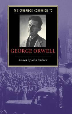 Cambridge Companion to George Orwell book