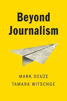 Beyond Journalism book