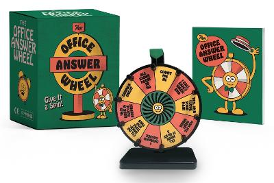 The Office Answer Wheel: Give It a Spin! by Andrew Farago