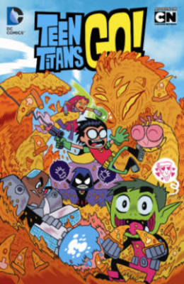 Teen Titans Go! Volume 1 TP by Sholly Fisch