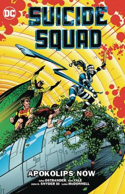 Suicide Squad TP Vol 5 by John Ostrander