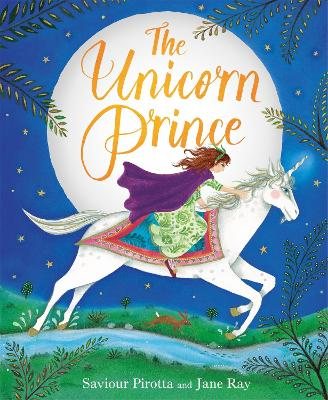 The Unicorn Prince by Jane Ray