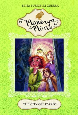 Minerva Mint, Pack B of 3 by Elisa Puricelli Guerra