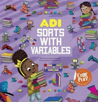 Adi Sorts with Variables by Caroline Karanja