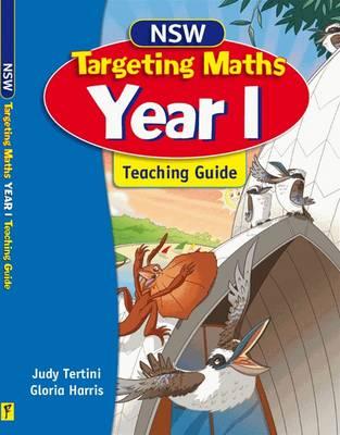 NSW Targeting Maths Year 1- Teaching Guide book