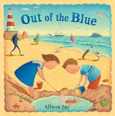 Out of the Blue by Barefoot Books