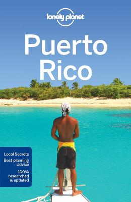 Lonely Planet Puerto Rico by Lonely Planet
