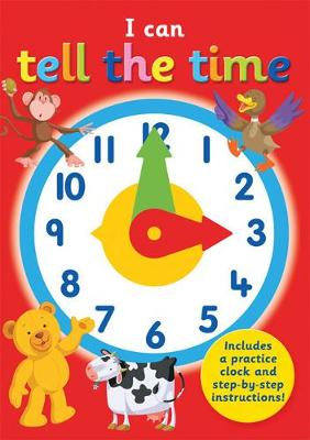 I Can Tell the Time by Kate Thomson