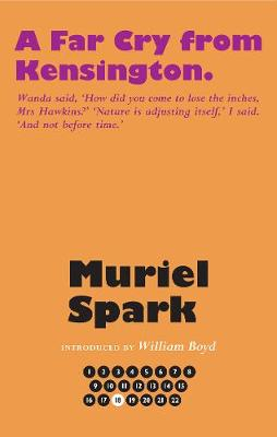 Far Cry From Kensington by Muriel Spark