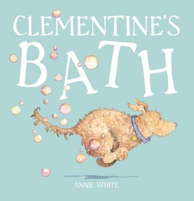 Clementine's Bath book