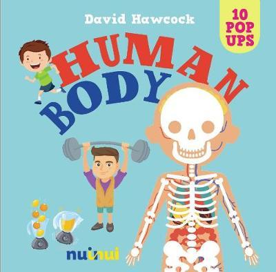 10 Pop Ups: Human Body by ,David Hawcock