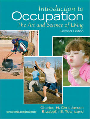 Introduction to Occupation book