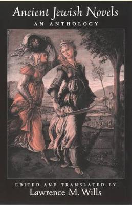 Ancient Jewish Novels book