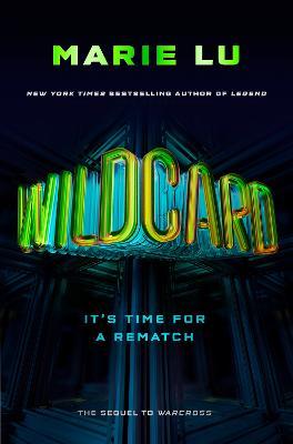 Wildcard (Warcross 2) by Marie Lu