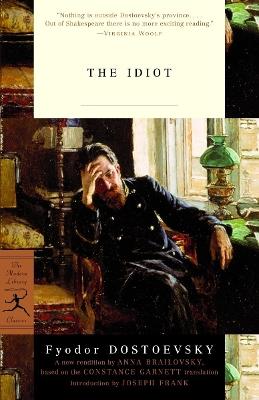 Mod Lib The Idiot book