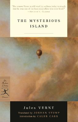 Mod Lib The Mysterious Island by Jules Verne