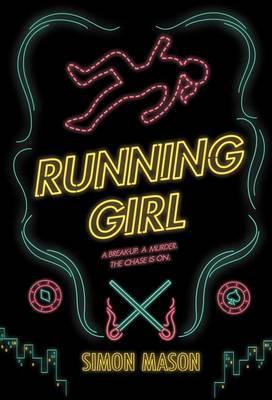 Running Girl book