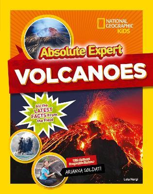 Absolute Expert: Volcanoes book