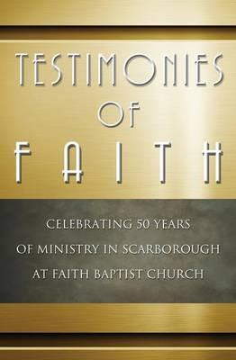 Testimonies of Faith by Pia Thompson