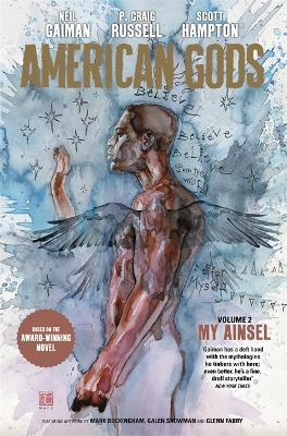 American Gods: My Ainsel book