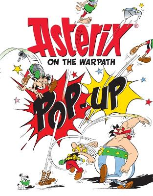 Asterix: Asterix on the Warpath book