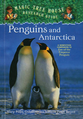 Penguins and Antarctica by Mary Pope Osborne