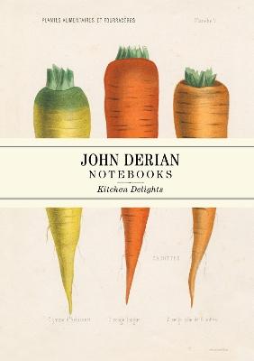 John Derian Paper Goods: Kitchen Delights Notebooks book
