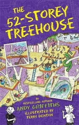 52-Storey Treehouse book