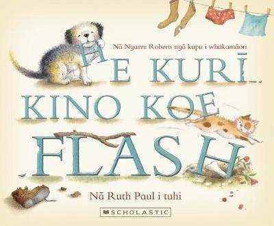 He Kuri Kino Koe Flash by Ruth Paul