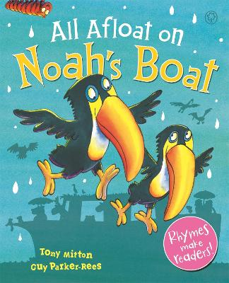 All Afloat on Noah's Boat by Tony Mitton