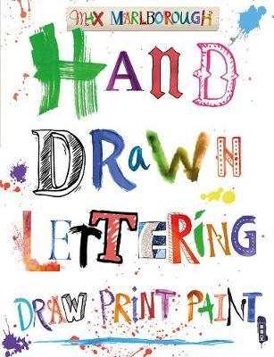 Hand Drawn Lettering by Max Marlborough