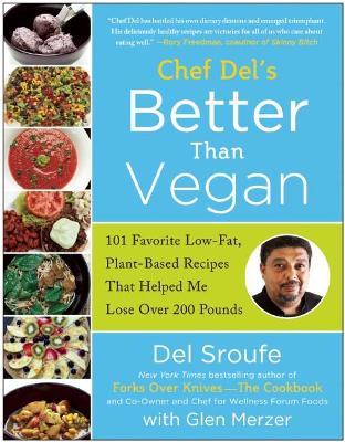 Better Than Vegan book