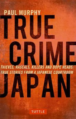 True Crime Japan book