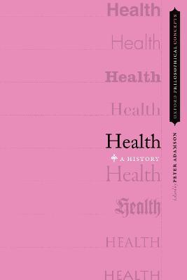 Health: A History book