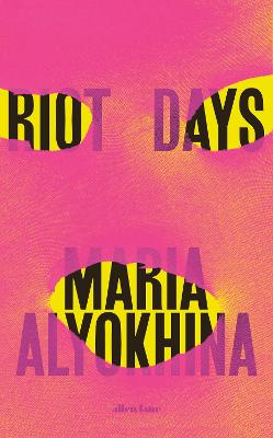 Riot Days book