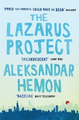 Lazarus Project book