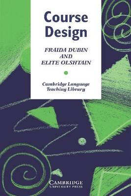 Course Design by Fraida Dubin