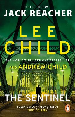 Jack Reacher: #25 The Sentinel by Lee Child