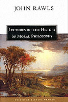 Lectures on the History of Moral Philosophy book